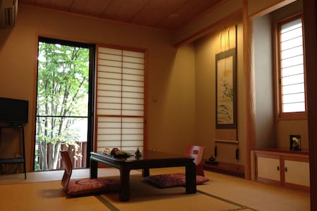 Tatami Room near Narita Airport - Shisui, Inba District