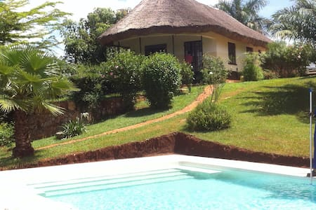 Cottage on the Nile in Jinja - Njeru - บ้าน