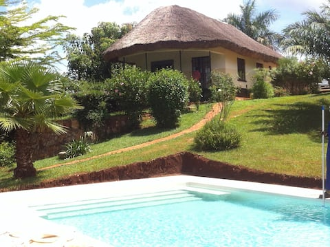 Cottage on the Nile in Jinja
