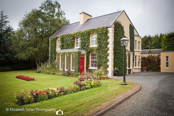 Friarsquarter House B&B Twin Room - Ballinrobe