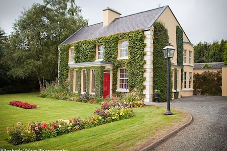 Friarsquarter House B&B Twin Room - Penzion (B&B)
