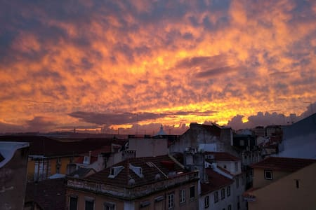 BEST LOCATION, Double in Adorable Apartment - Lisboa