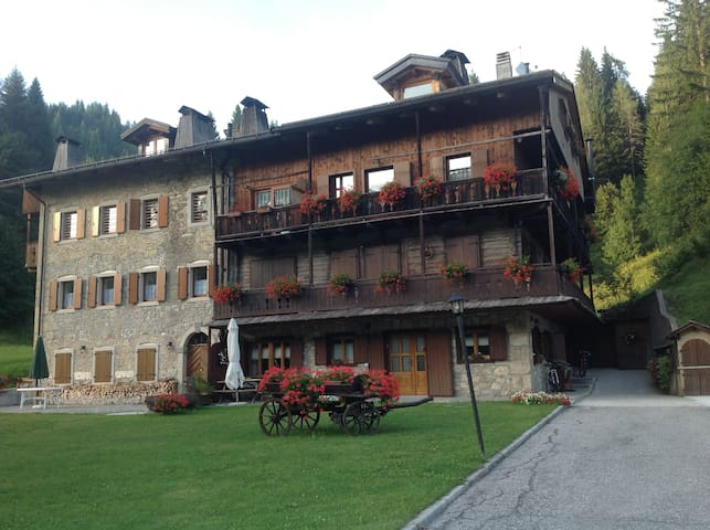 Appartement  Saurisapar - Sauris di Sotto