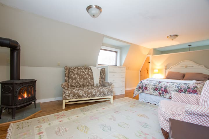 Mount Snow/Stratton Area Loft  - Wardsboro - Pis