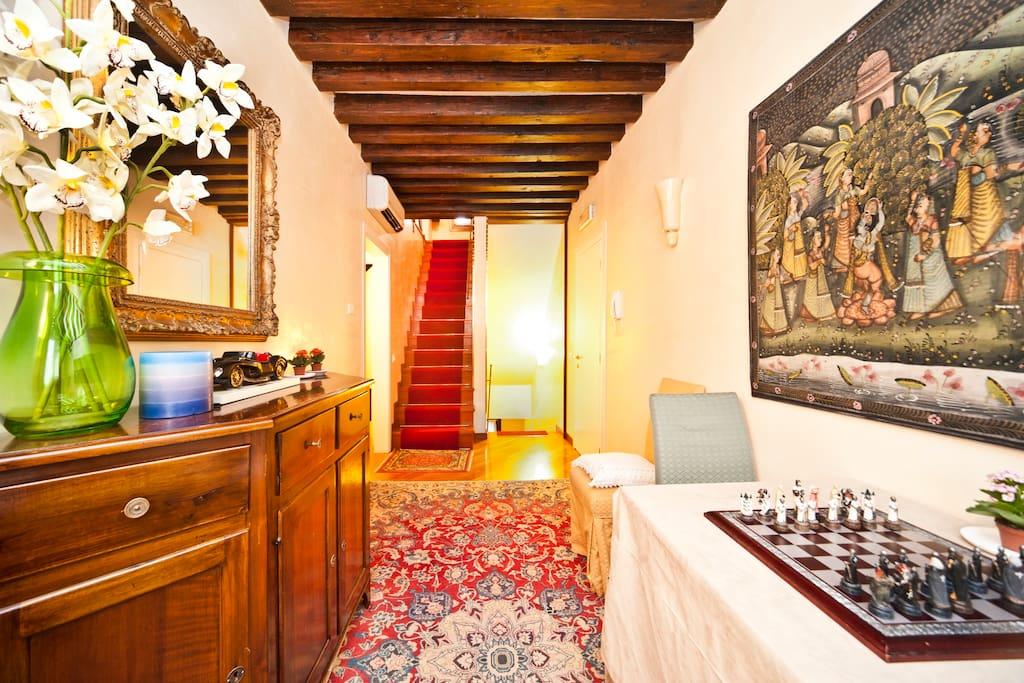 Chess Room, Living Room