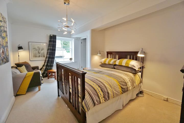 Double room, Abbey Mill House, Whalley