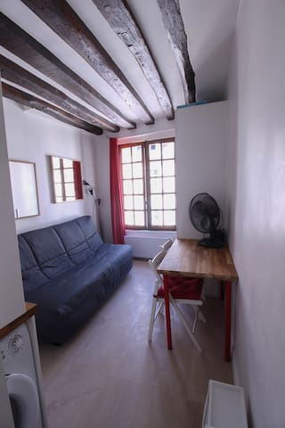 STUDIO COSY TWO STEPS FROM THE ORSAY MUSEUM