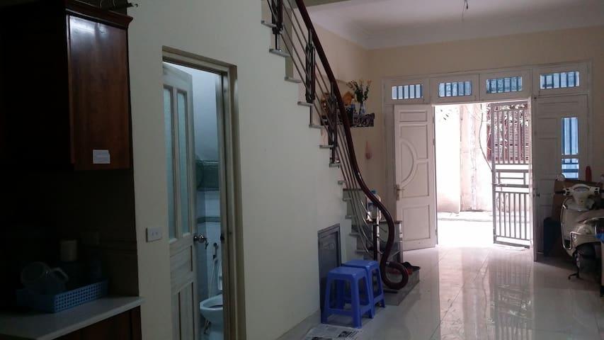 2 Rooms - Tran Quoc Hoan Street/HNUE (투룸 사범대)