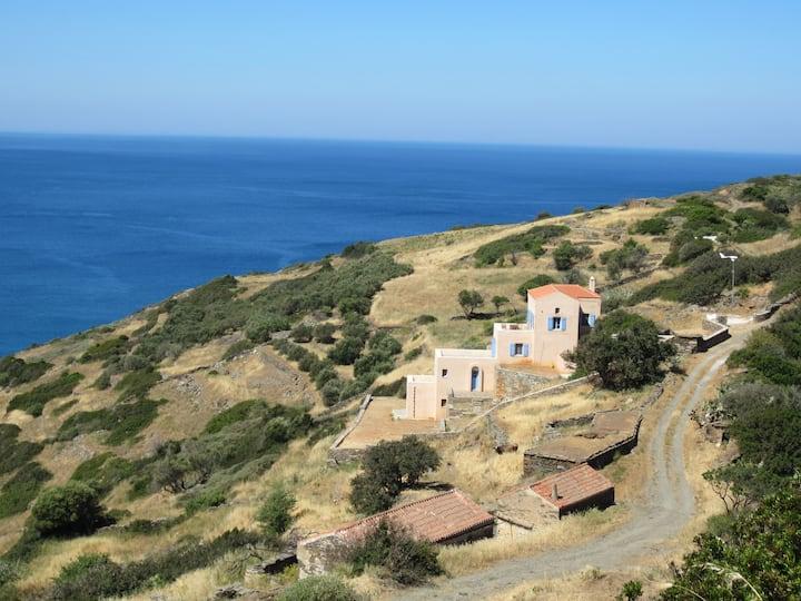 Villa on Kythira