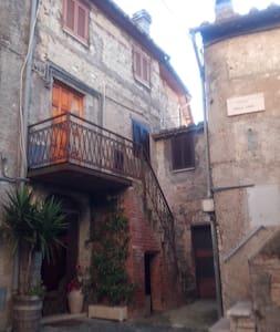 Roma vicinanze attico panoramico - Monteleone Sabino - Podkroví
