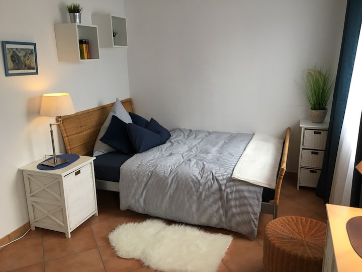Maritime lux Apartment in MA-Vogelstang - Top Lage