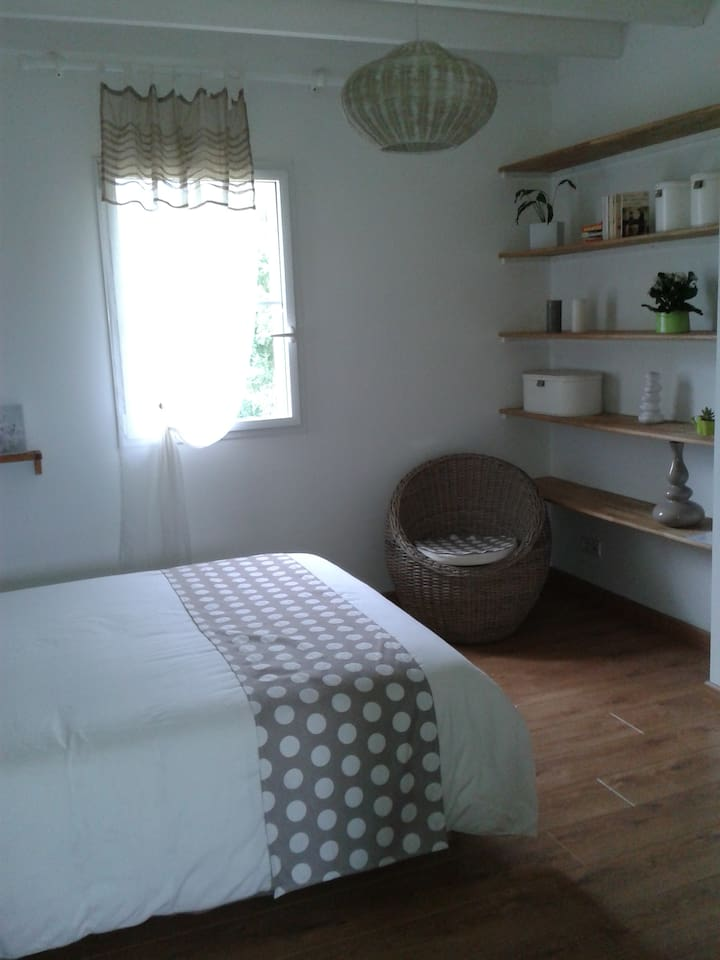 chambre d'hote , rue du verger - bed & breakfasts for rent in