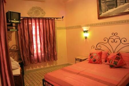 chambre single - maroc