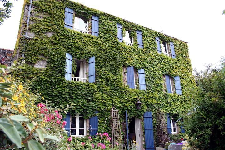 Escale en Bretagne, mer et campagne - Guimaëc - Rumah
