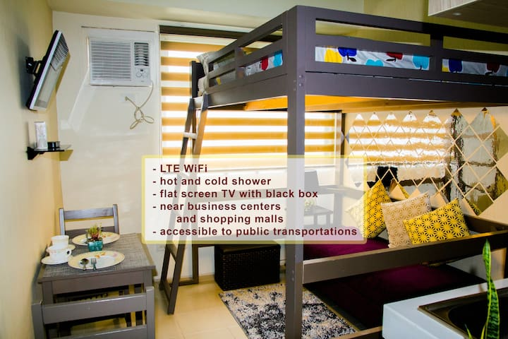 Your Cozy Home in Mandaluyong City along EDSA