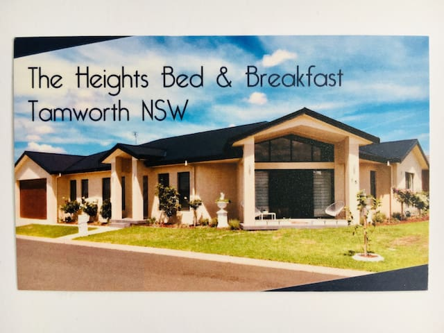 The Heights Bed & Breakfast, Tamworth