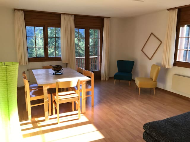 Lärchenwald Lodge  Appartement Egga (2 1/2 Zimmer)