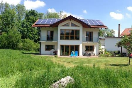 Ferienhaus im Grünen bei Münchends - Feldkirchen-Westerham
