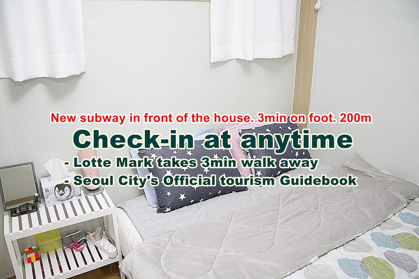 [cozyhouse#1] Good house to travel in Seoul