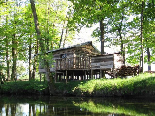 La Hutte - Dommartin-lès-Remiremont - Cottage