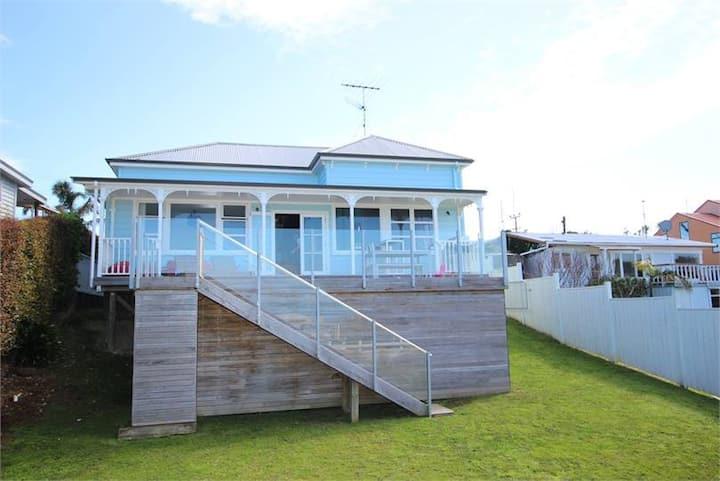 Family friendly coastal luxe villa by the sea.