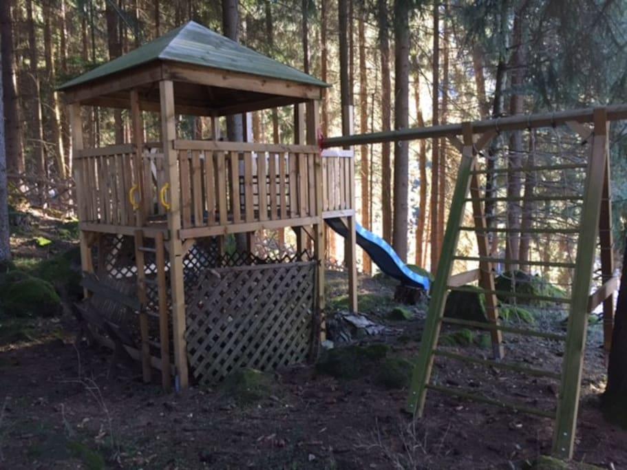 parco giochi per i bambini