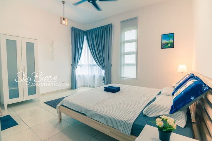 Room A (A18) Homestay 아늑한 집, near Aeon Bukit Indah