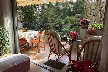 Bright, cozy 3-room apartment in Athens - Agia Paraskevi