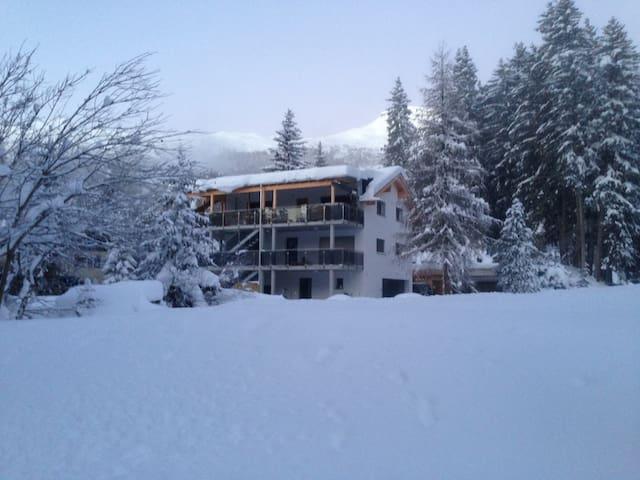 Schöne neue Ferienwohnung beim Fadail-Skilift