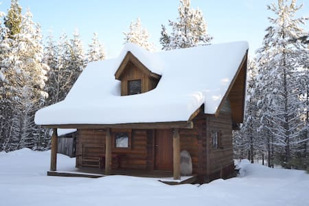 Violet Cabin - Beautiful cabin in the Larch Hills - Salmon Arm - Cabaña