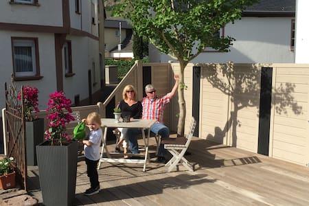 Ferienwohnung Bikes & More II - Traben-Trarbach - Apartment