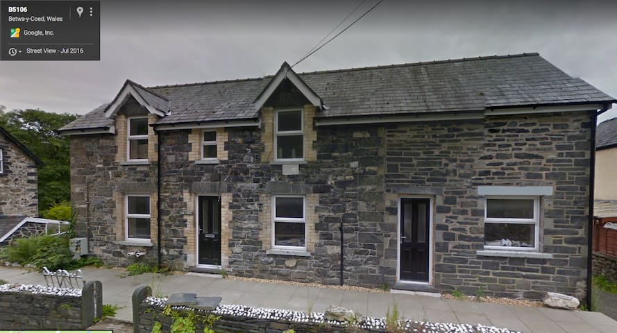 The Old Surgery, Betws-y-Coed