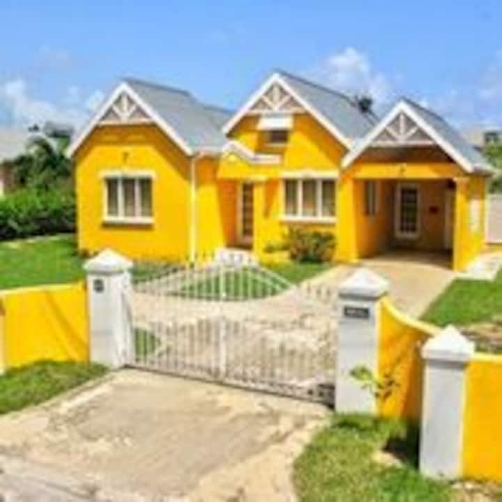 Relax in Barbados rich heritage chattel house