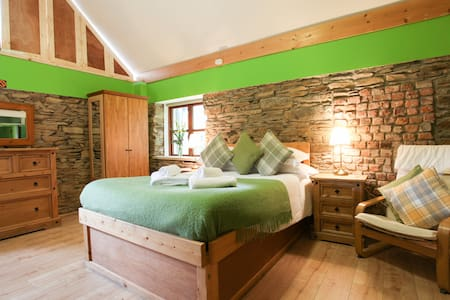 The Green Room - Moville Boutique Hostel
