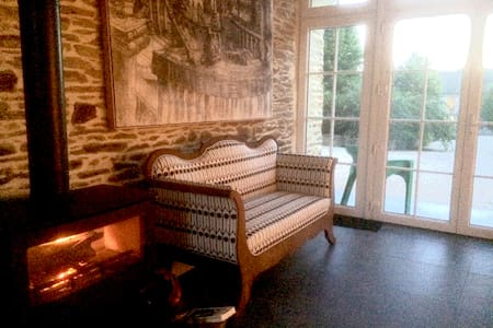 Les Rochers - Art, Space and Light - Cerisy-la-Forêt - Bed & Breakfast