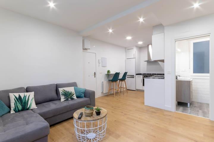 INDAUTXU III apartment by Aston Rentals