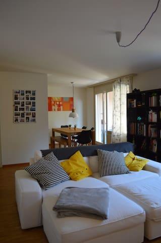 Charmant logement entre ville et campagne - Fribourg - Daire