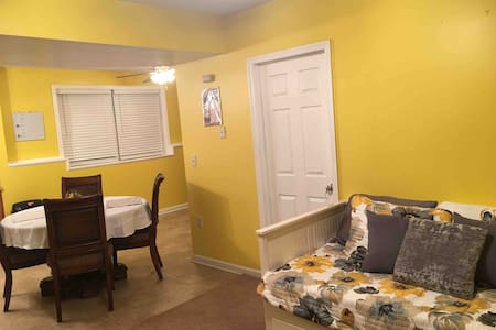 Private Room #1, 1 Guest, Kitchen & Laundry  inclu