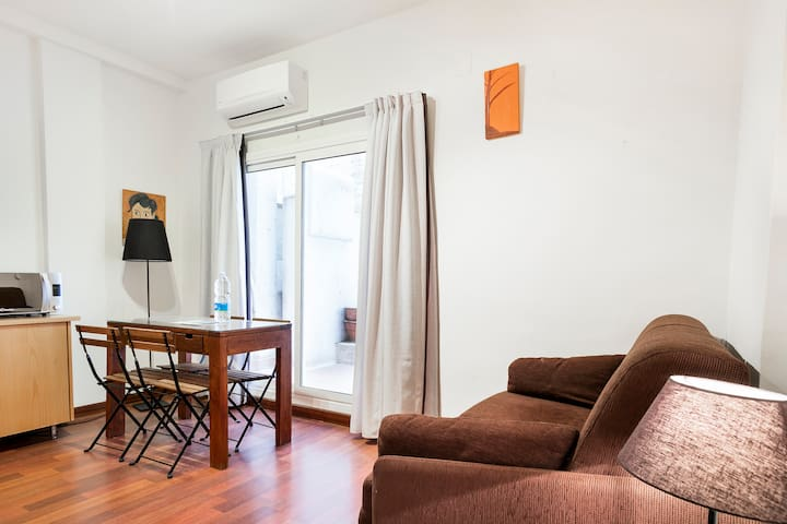 Homely Apartment