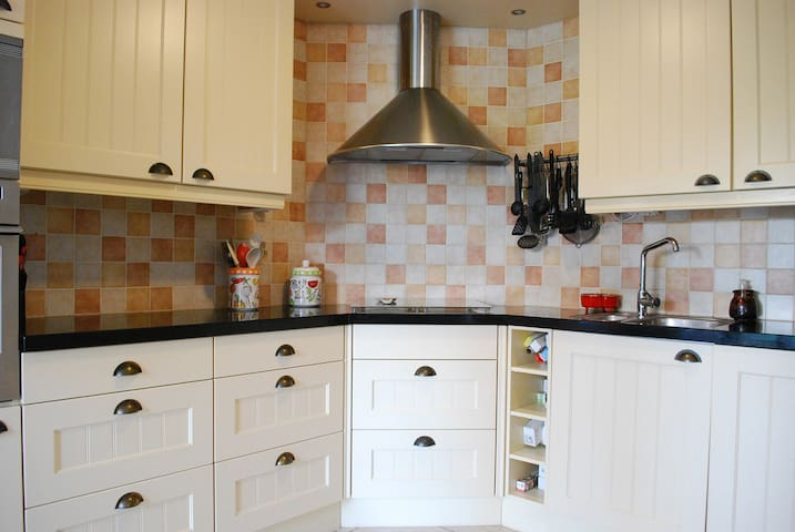 Cozy Apartment with Homecooked Food - Roosendaal - Byt