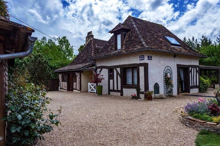 Gilclau - Chambre double - Périgourdine du XVIII