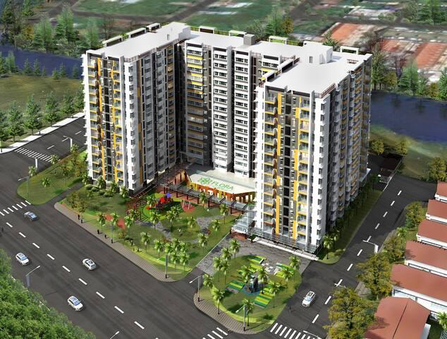High Tech Park - Japanese condominium for rent