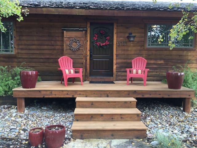 Moose Trail Home - Jackson - Casa
