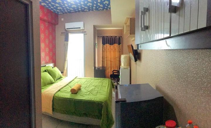 Disewakan apartment tamansari prospero 25.30