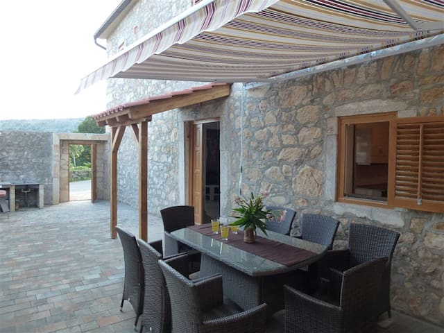 Holiday House Bribirka, Bribir - Bribir
