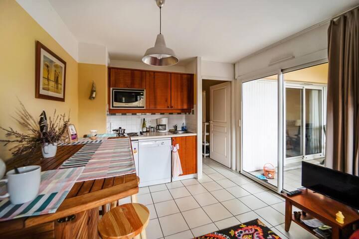 Appartement 2 pièces 5 personnes Confort 167713