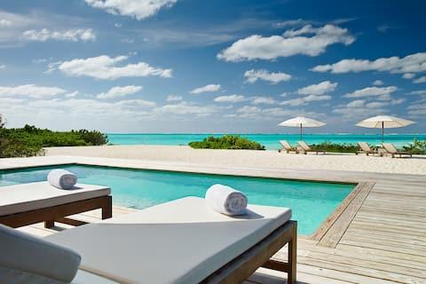 COMO Parrot Cay 2 Bdr Beach House