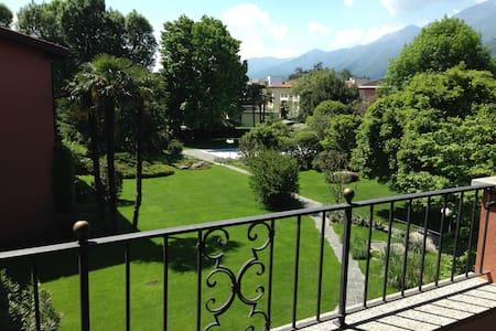 RESIDENZA SABRINA, APT. 235, ASCONA - Ascona - Huoneisto