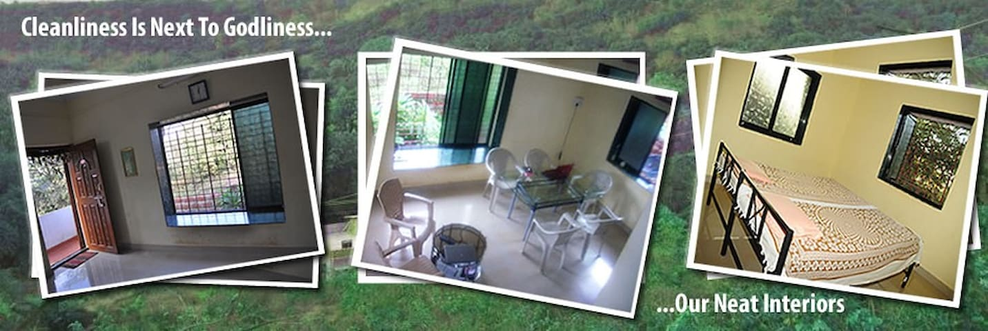 Barve Homes -Classic Homestay in lap of nature