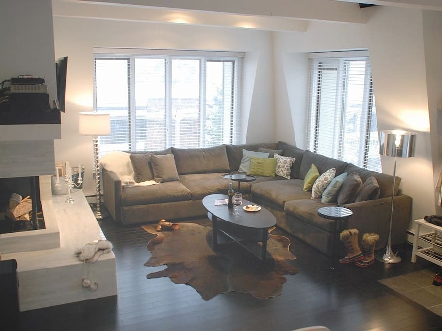 Luxury Living In Downtown Aspen Condominiums For Rent In